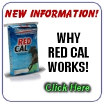 Why Red Cal Works Article- Click Here