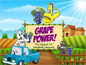 Grape Power!