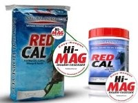 RED CAL 25LB. Hi-Mag + RED CAL 4LB. Hi-Mag Combo (Includes Automatic Free* Shipping!)
