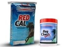 RED CAL 25LB. + BUG CHECK 2LB. Combo (Special w/ Automatic Free Shipping!)