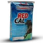 RED CAL<br>(10-25 Pound Bags)<br><b>SAVE ! $10.00 a Bag