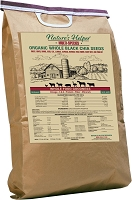 Nature's Helper Organic Whole Black Chia Seeds (25-Pound Bag) Choice Of Flavor & Shipped Free*