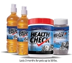 Health Check Pack (Large Breeds)