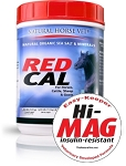 SPECIAL:<br>RED CAL (Hi-Mag) 4-Pound Size (Includes Automatic Free* Shipping!)