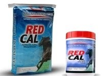 RED CAL 25LB. + RED CAL 4LB. Combo