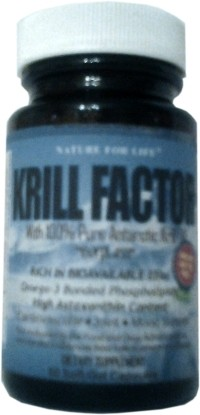 KRILL FACTOR <br>(2-Pack)<br>Save $5.00