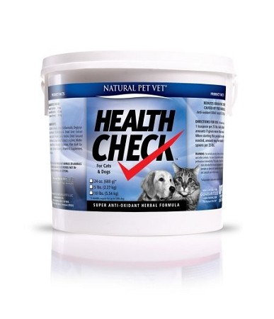 Pet Health Check (10 Pounds)