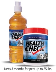 Health Check Pack (Small Breeds)
