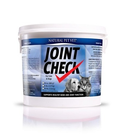 Pet Joint Check (5 Pounds)