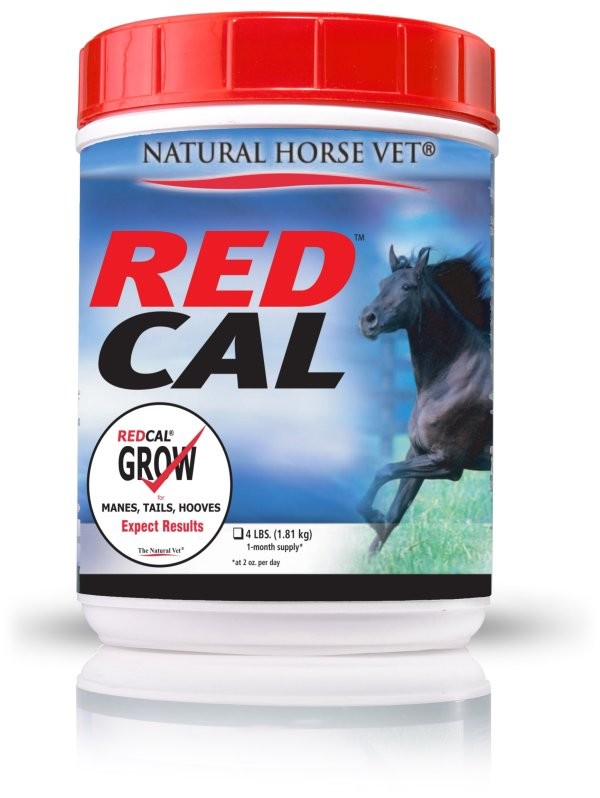 "RED CAL ""Grow"" Formula 4 Lb."